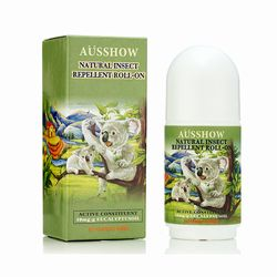 AUSSHOW Natural Insect Repellen Roll-on