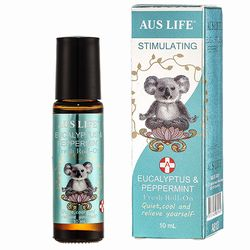 EUCALYPTUS & PEPPERMINT Fresh Roll-On 10mL