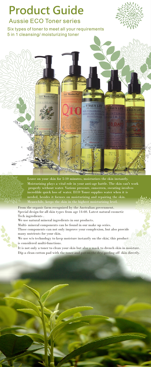 ECO Toner series